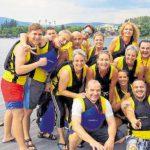 Römer Dragons gewinnen Fun-Cupregatta auf dem Schluchsee